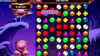 Bejeweled 3 Lightning - 8.1 Million with x16 [720p60]