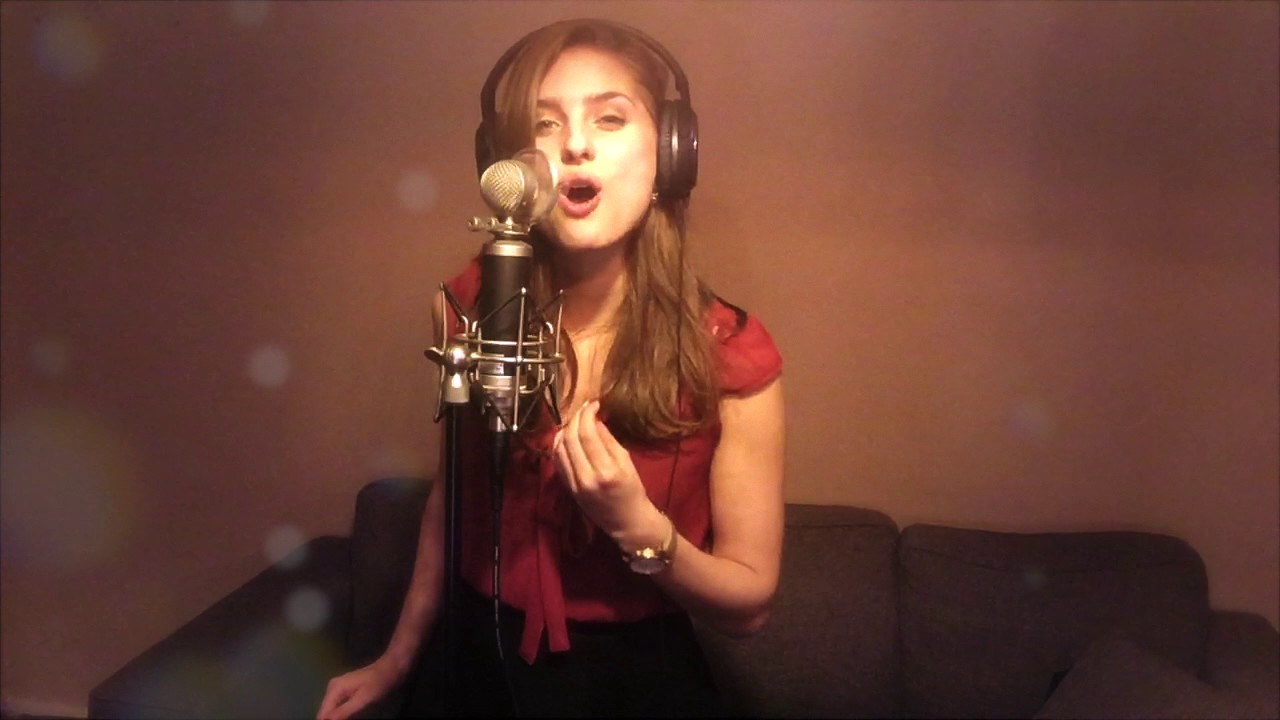 Studio Van Eldik Snow In California Ariana Grande Cover By Merel Van Eldik