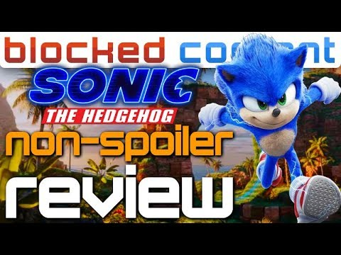 Is It Actually GREAT?! Sonic The Hedgehog MOVIE REVIEW (No Spoilers) - Blocked Content