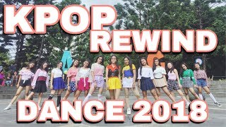 KPOP YOUTUBE REWIND DANCE 2018 by CUPCAKE (INDONESIA)