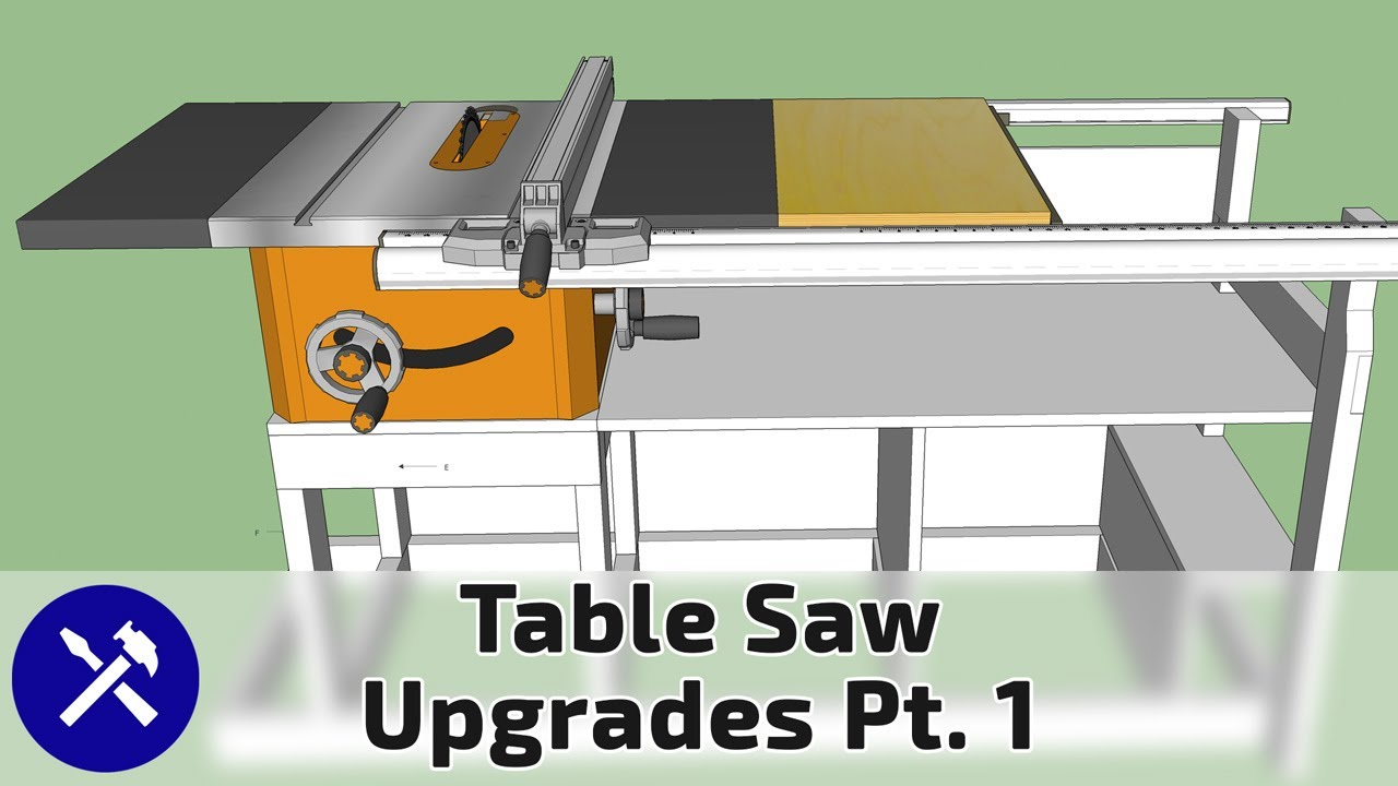 Verysupercool Table Saw Fence System Standard T Square For