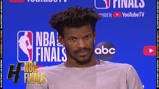 Jimmy Butler Postgame Interview - Game 5 | Heat vs Lakers | October 9, 2020 NBA Finals