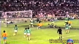 Zico - All 50 Goals for Brazil (1976-1986)