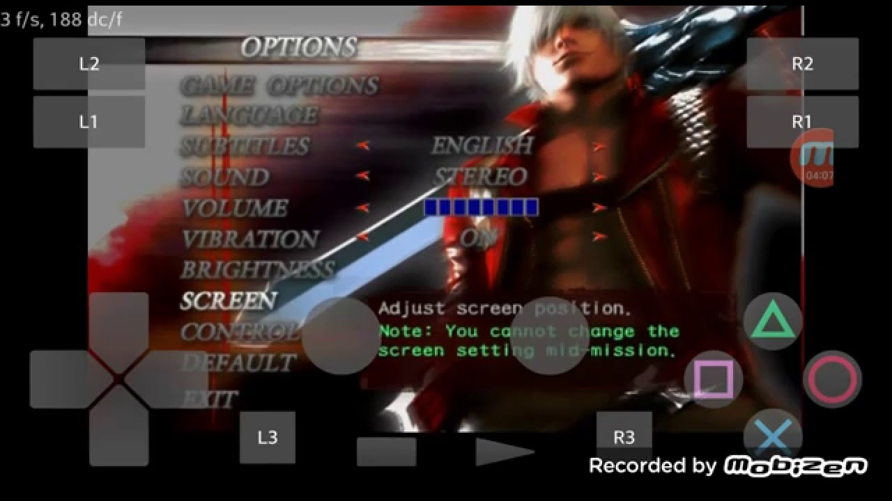 play ps2 games on ppsspp