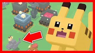 ПОКЕМОНЫ #1 НАШЛИ ПИКАЧУ в игре Pokemon Quest