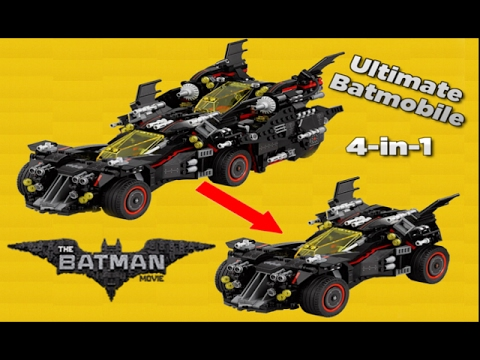 the lego batman movie ultimate batmobile analysis youtube. Black Bedroom Furniture Sets. Home Design Ideas