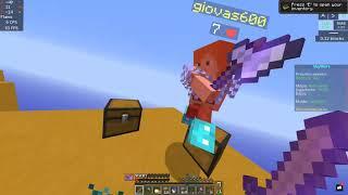 Jugando Minecraft | SkyWars. Un día inolvidable