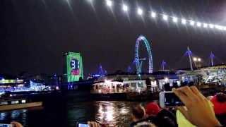 London New Year Eve 2014 Countdown!