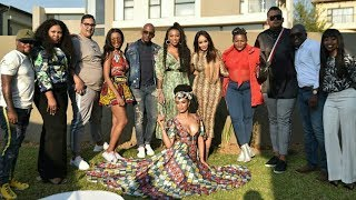 DJ Zinhle's Housewarming Party! | All Things Thusi