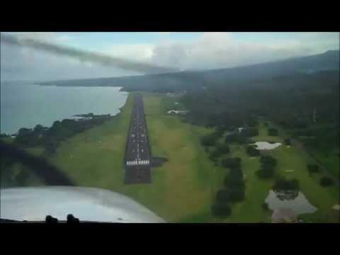 A Flight From Savai