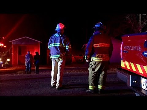 Video: Fire destroys ARVCC Outreach building containing donations and food supplies