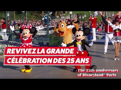 [REPLAY] La Grande Célébration des 25 ans de Disneyland Paris - 12 avril 2017