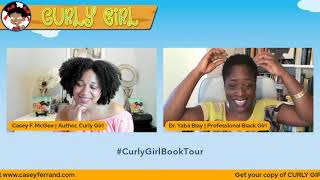 Curly Girl Conversation with Dr. Yaba Blay