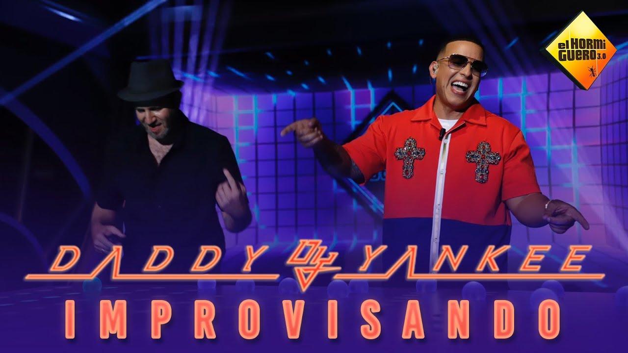 Daddy Yankee improvisando - Ciencia - El Hormiguero