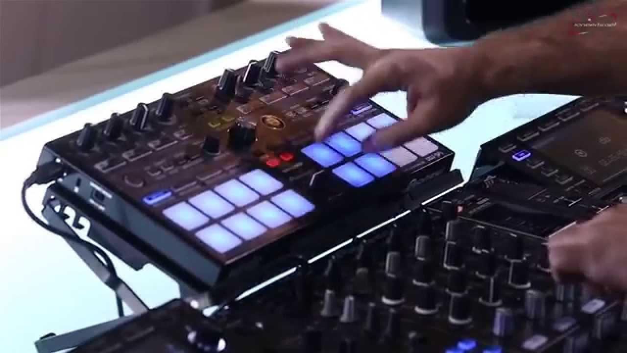 Đánh DJ cực đỉnh – DJ BrainDeaD – Pioneer Israel presents Dj BrainDeaD – DIGITALDJ-S