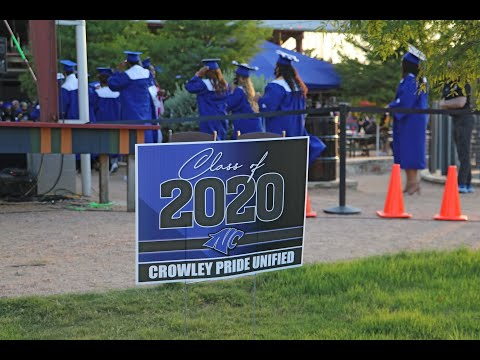 North Crowley High School Graduation 2020