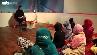 Islamische Kindergeschichten - Hazrat Mehmoonah ra
