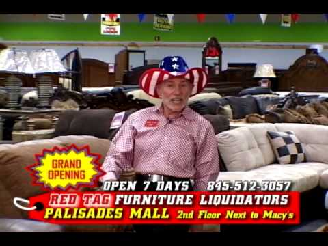 Red Tag Furniture W Nyack NY Crazy Joe 2010 mercial by