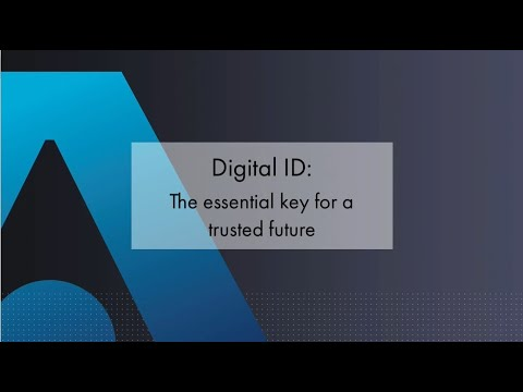 Digital ID:  the essential key for a trusted future - Thales