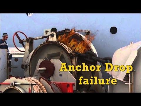 ❂ TOP  Ships Anchor Drop Failure 2016 ✿✿