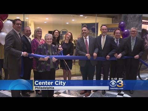 Pennsylvania State System Of Higher Education Opens Brand New Learning Center