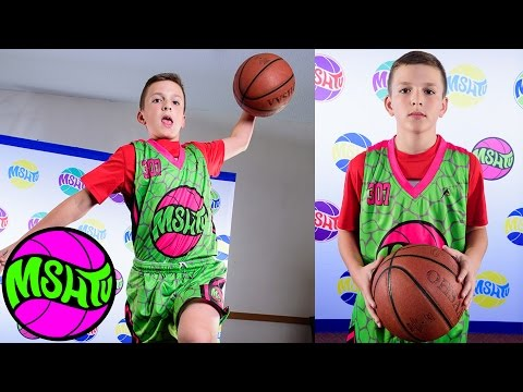 Sam Siegel is a SNIPER  Ohio 7th Grader with GAME  Class of 2021 MSHTV Camp