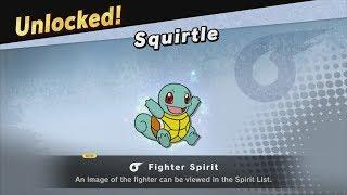 Super Smash Bros. Ultimate - Classic Mode - Pokémon Trainer (Male)
