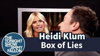 vuclip Box of Lies with Heidi Klum