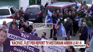 52 ekstremistët grekë 'non grata', historiani Llalla: Erdhën të armatosur
