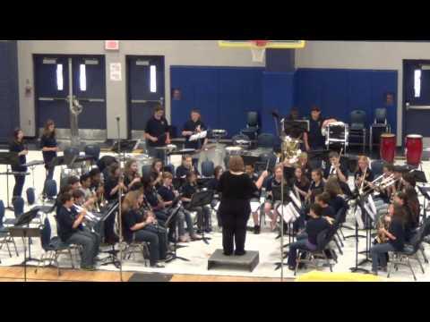 Buckhorn Middle school enrichment band