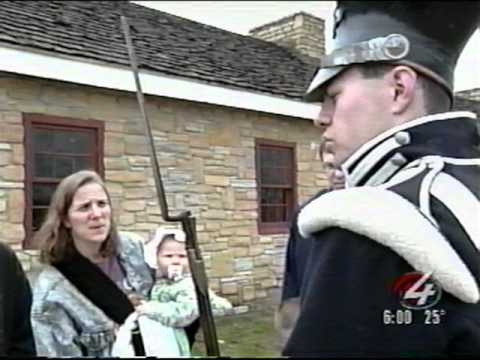 Old News: MHS closing Historic Fort Snelling