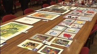 В музее изобразительных искусств открылась благотворительная выставка