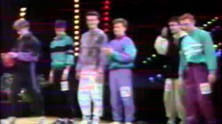 Taneczne Mistrzostwa Polski 1992 | Break Dance in Poland | OldSchool Tape by Grędziu |