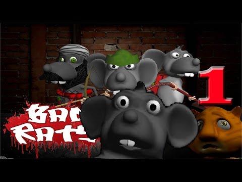 I BROKE    Bad Rats # 1  