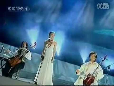 代青塔娜 & HAYA樂團-雪山 (蒙語)