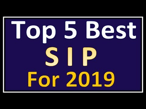 Top 5 Mutual Funds for SIP Investment in India | Top 5 Best Fund For 2019| Best M.F. Of All Category