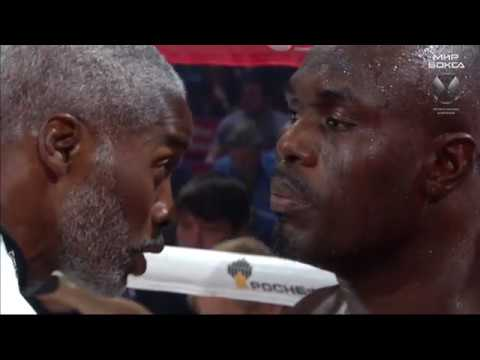 Denis Lebedev — Lateef Kayode | Денис Лебедев — Латиф Кайоде |Полный бой HD| Мир бокса