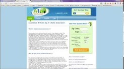 A1 Auto Insurance Review and Phone Number