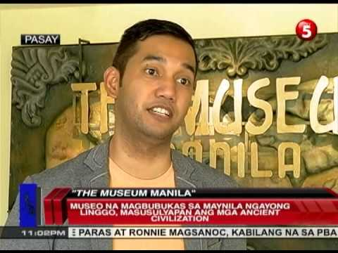 News5E | THE MUSEUM MANILA SA PASAY