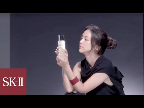 Tang Wei's skin care secret that changed her skin destiny forever | SK-II