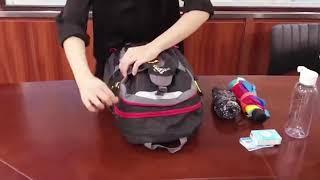 Waterproof 40L Hiking/ Backpacking Backpack