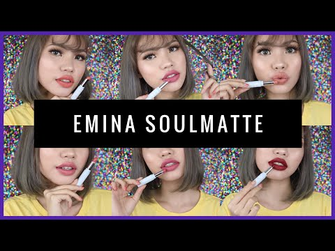 emina-soulmatte-swatches-and-review