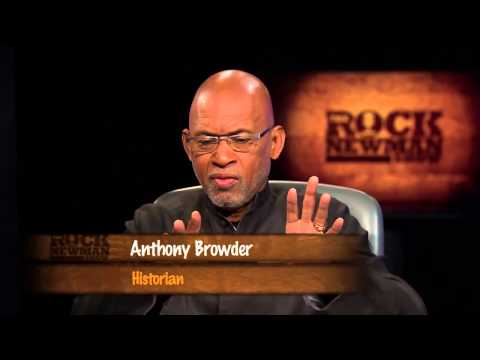 Tony Browder (Part 1) Sept 2, 2015 Rock Newman Show