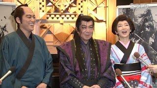 劇団☆新感線の舞台「乱鶯」が3月5日(土)から東京・新橋演舞場で開幕した...