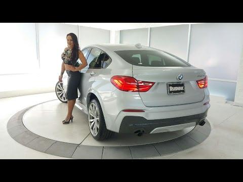 New BMW X4 M40i / Exhaust Sound / 20  M Wheels / BMW Review