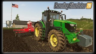 FARMING SIMULATOR 20! First Look & How To Play!