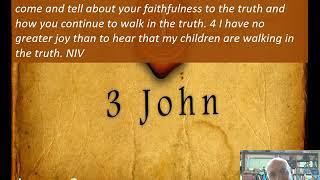 Lesson 2 3 John 3-4 June 5, 2020