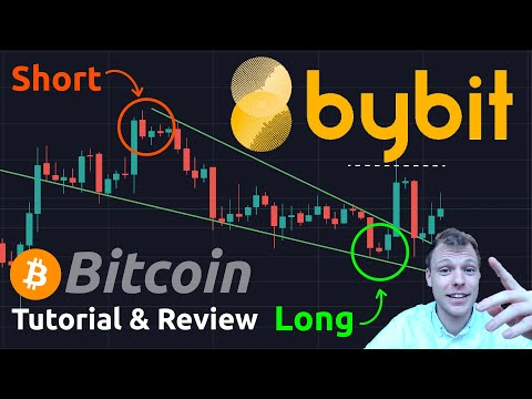 Bybit Exchange Tutorial | Long And Short Bitcoin | Open Limit, Market And Conditional Orders