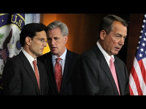 Clear path for Kevin McCarthy