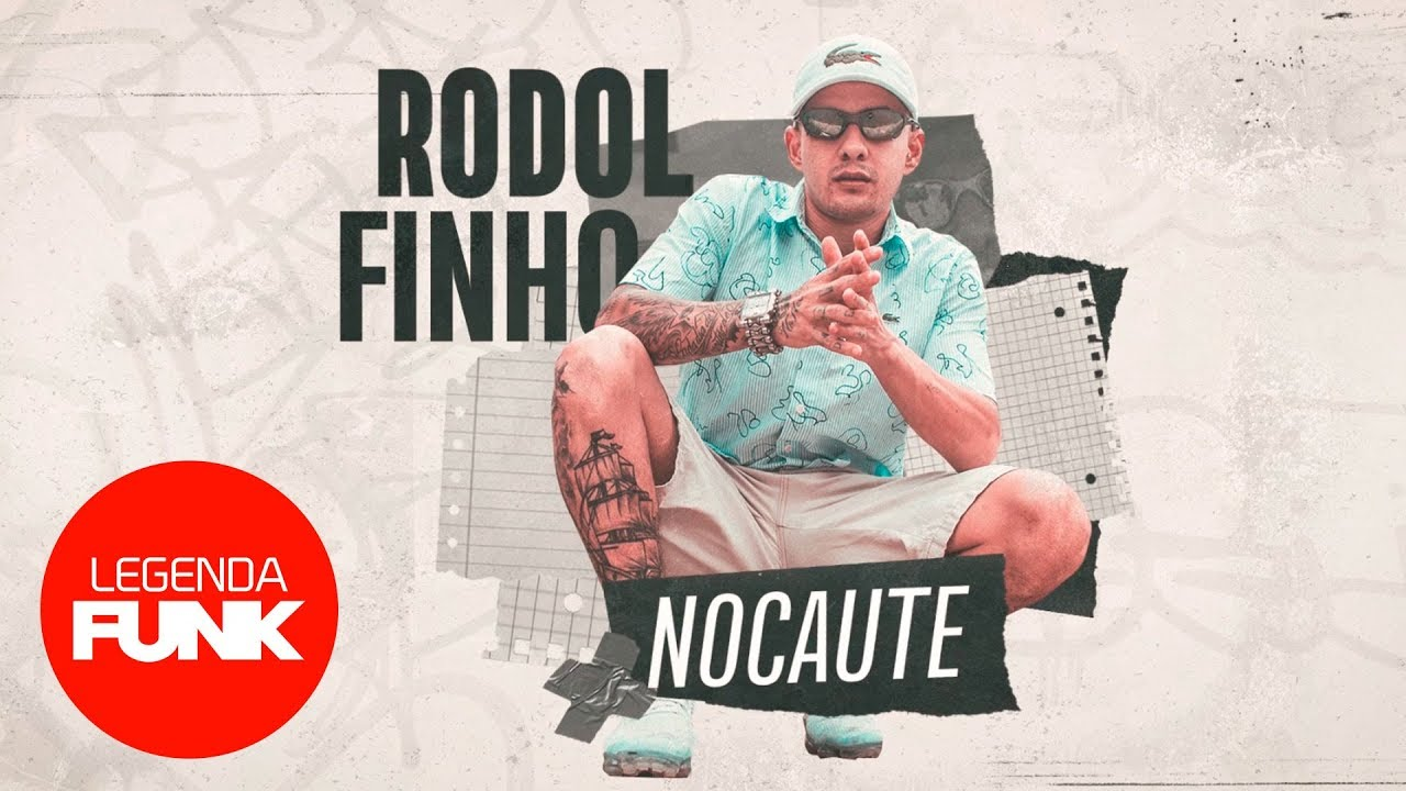 MC Rodolfinho - Nocaute (Lyric Video) (Djay W)